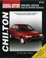 Chevrolet Prizm and …,9780801984228