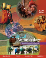 Cultural Anthropolog…,9780495095613