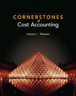 Cornerstones of Cost…