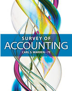 Survey of Accounting…,9781285183480