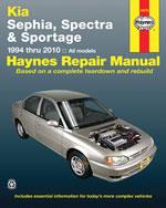 Kia Sephia & Spectra…,9781563928352