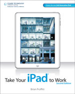 Take Your iPad to Wo…,9781133686705