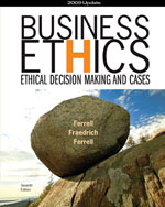 Business Ethics 2009…