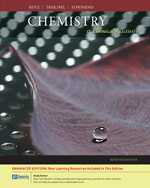 Bundle: Chemistry an&hellip;,9781111192709