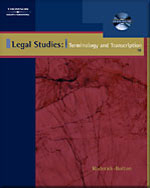 Legal Studies: Termi…,9780538437226