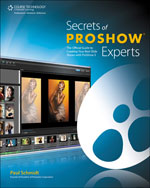 Secrets of ProShow E…,9781133595052