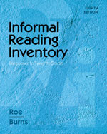 Informal Reading Inv…,9780495808947