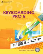 Keyboarding Pro 6, S…, 9780840053329