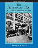 The American Past: A…,9780495050599