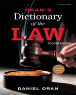 Oran's Dictionary of…