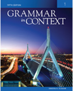 Grammar in Context 1…,9781424078998
