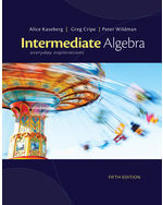 Intermediate Algebra…,9781111989330