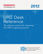 DRG Desk Reference 2…,9781601515476