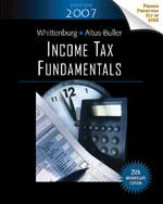 Income Tax Fundament…,9780324399264