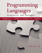 Programming Language…, 9781111529413