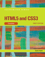 HTML5 and CSS3, Illu…,9781111527983