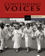 Contending Voices, V…,9780495904717