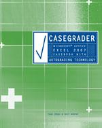 CaseGrader: Microsof…,9780538749657