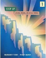 Step Up! 1: Listenin…,9780618353057
