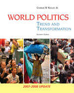 World Politics: Tren…,9780495410737
