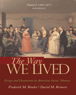 The Way We Lived: Es…,9780618894666