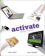 Activate: College Re…,9781413033151