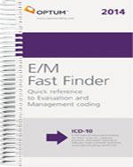 E/M Fast Finder — 20…,9781601519023