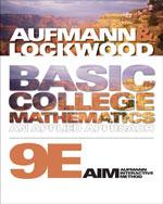 Basic College Mathem…,9781439046968