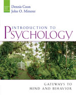 Introduction to Psyc…,9780495091554
