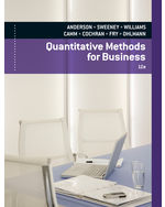 Quantitative Methods…