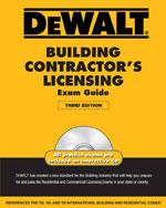 DEWALT® Building Con…,9781111135515