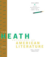 The Heath Anthology …,9780547201665