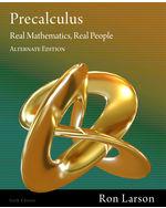 Precalculus: Real Ma…,9781111428433