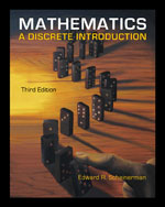 Mathematics: A Discr…,9780840049421
