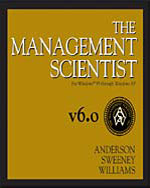 The Management Scien…,9780324191332