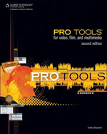 Pro Tools for Video,…,9781598635324