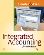 Integrated Accountin…, 9780538747974