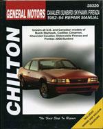 GM Cavalier, Sunbird…,9780801991134