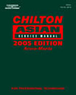 Chilton 2005 Asian M…,9781401871802