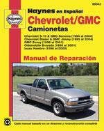 Chevrolet S-10 & GMC…