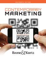 Contemporary Marketi…,9781133628460