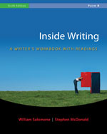 Inside Writing: A Wr…,9781428231436