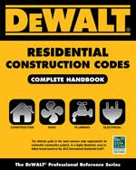 DEWALT® Residential …,9781133129530