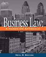 Business Law: A Hand…,9781401833534