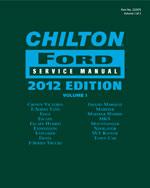 Chilton Ford Service…,9781133625759