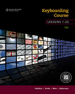 Keyboarding Course, …,9781133588955