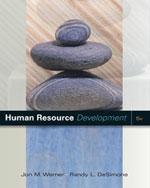 Human Resource Devel…,9780324578744