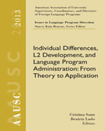 AAUSC 2013 Volume – …,9781285760582