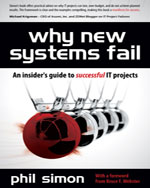 Why New Systems Fail…