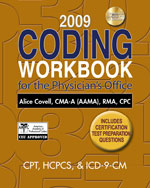 2009 Coding Workbook…,9781435484092